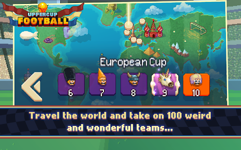 Uppercup Football (Soccer)- screenshot thumbnail