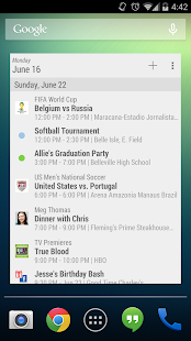 UpTo - Calendar and Widget - screenshot thumbnail