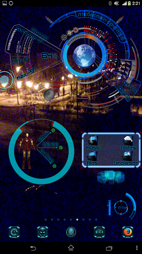 Download Iron Man Jarvis vers 4 ( Real) Google Play softwares