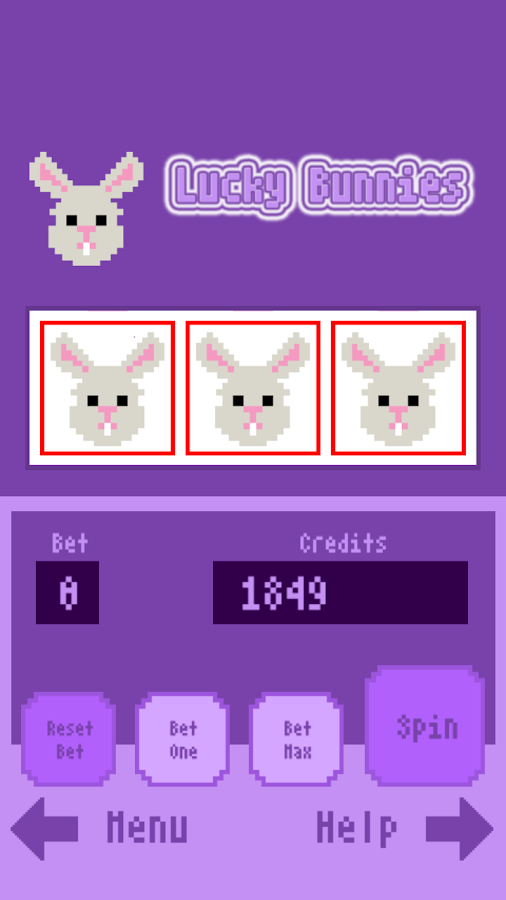 Lucky Bunnies- screenshot