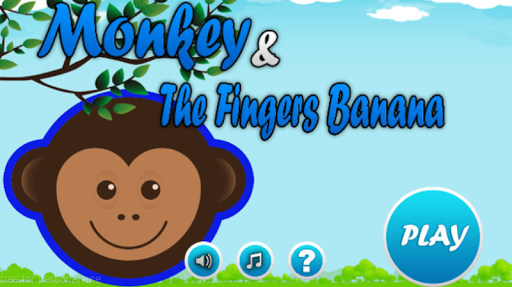 Monkey And The Fingers Banana