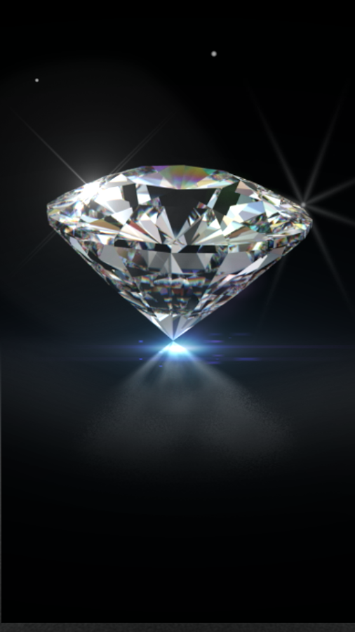Don Diamond Wallpapers Diamond Live Wallpaper with BLING BLING Glam up your phone a