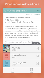 SomNote - Beautiful note app Screenshot 2