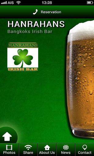Hanrahans Irish Bar Bangkok