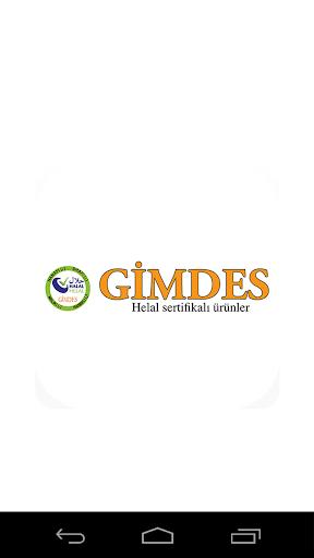 GİMDES HELAL SERTİFİKA