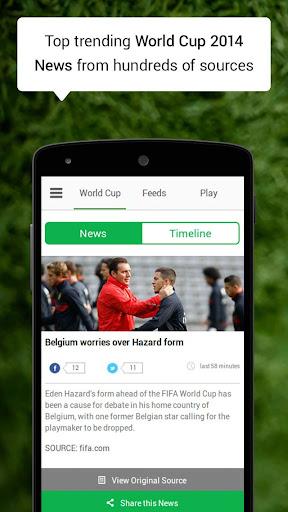 【免費運動App】Eye On 2014 WorldCup: Football-APP點子