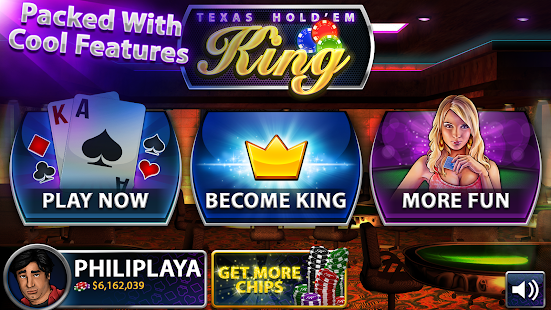 Texas Hold'em King - screenshot thumbnail