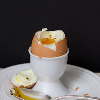 The Perfect Soft-Boiled Egg.