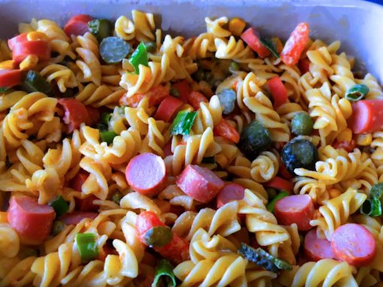 10 Best Cold Pasta For Lunch Recipes Yummly