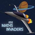 KS2 Maths Invaders icon