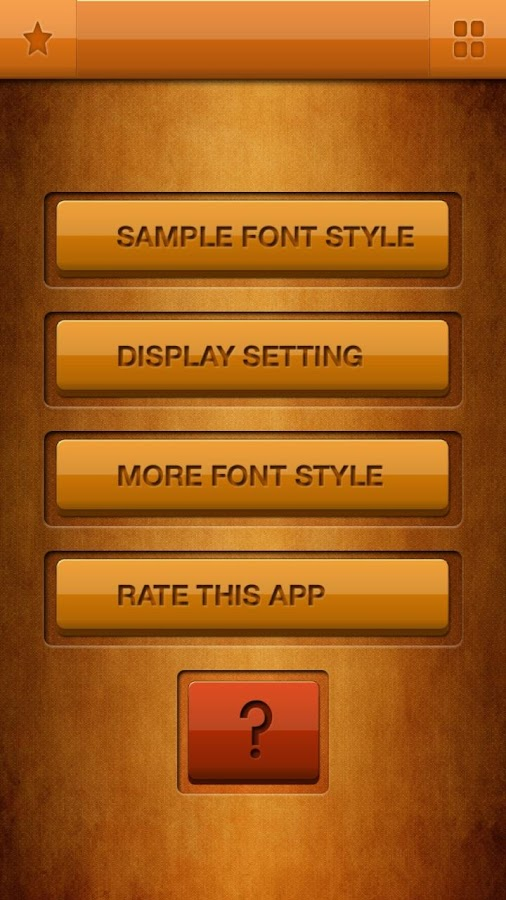 Brush fonts free android apps on google play