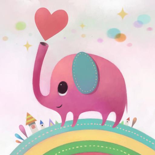 Pink Elephant - Live Wallpaper 個人化 App LOGO-APP試玩