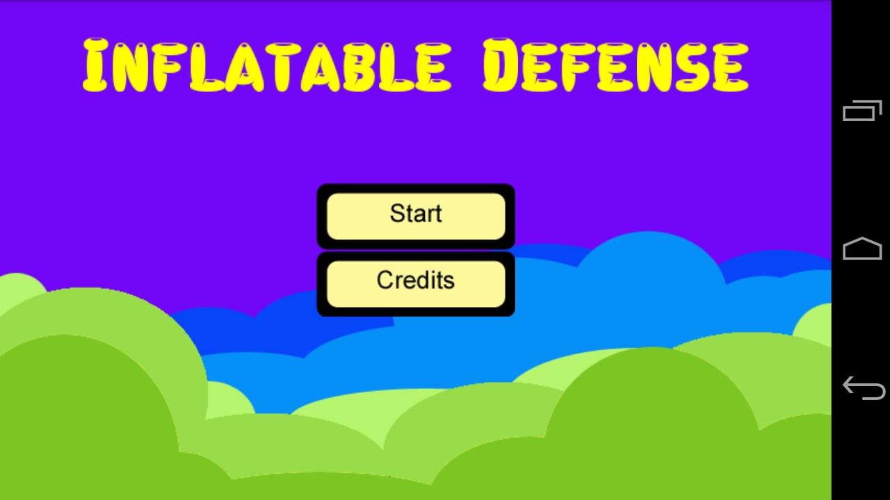 Inflatable Defense- screenshot