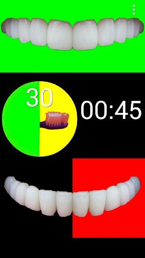 Toothbrush Pacer