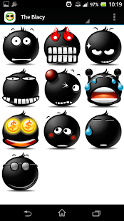 Whatsapp Emoticons & Smileys - screenshot thumbnail