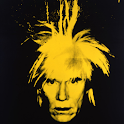 the warhol: art logo