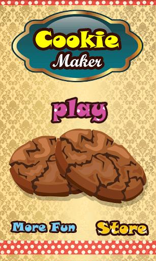 クッキー メーカー-料理ゲーム
