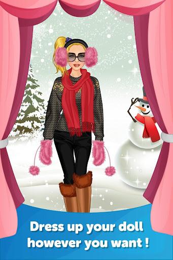 WinterFashion DressUp Makeover
