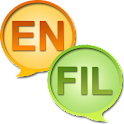Filipino English Dictionary icon