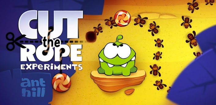 Cut the Rope: Experiments Android İndir