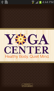 Yoga Center - screenshot thumbnail