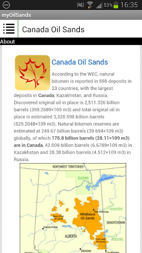 my Oil Sands
