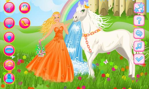 公主和她的魔法馬 休閒 App-癮科技App