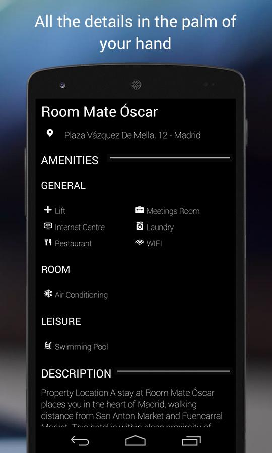 Hotel Near Me- screenshot
