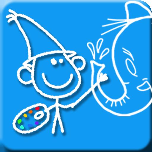 教育必備App|How to draw, Wizard? Animals. LOGO-綠色工廠好玩App