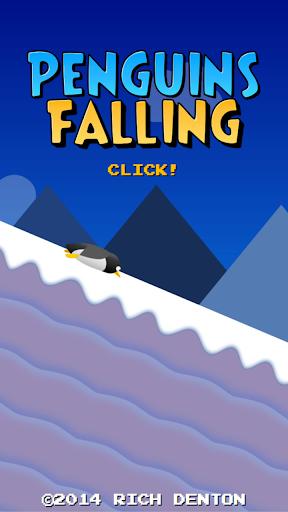 Penguins Falling