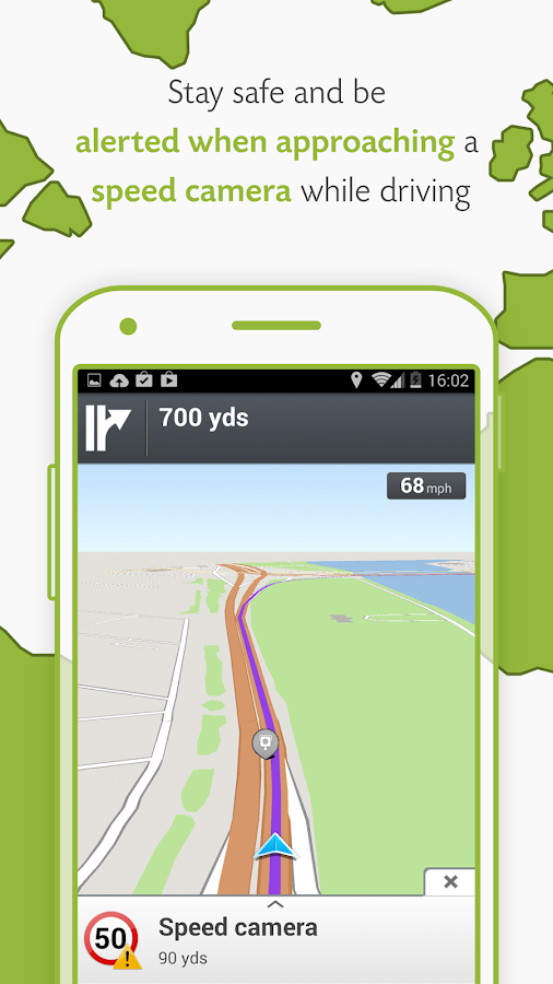 Wisepilot - GPS Navigation- screenshot