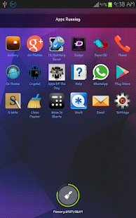 Crystal Blue Super Theme - screenshot thumbnail