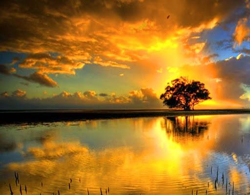 4D Sunset Sunrise - screenshot