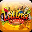 Latina FM logo