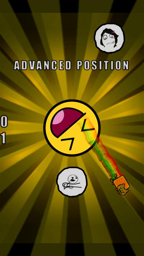 Meme Ping-Pong Online - screenshot