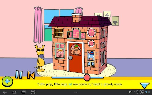 The Three Little Pigs- screenshot thumbnail