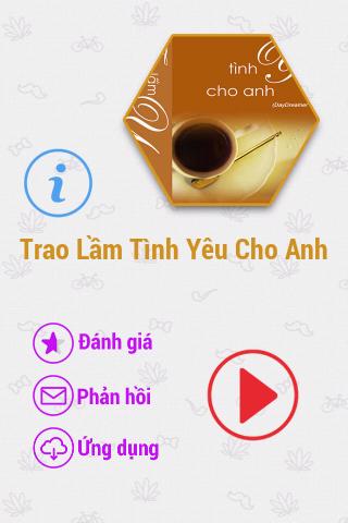Trao Lầm Tình Yêu Cho Anh 2014
