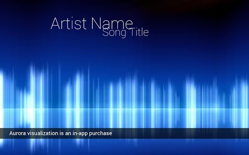 Audio Glow Music Visualizer - screenshot thumbnail