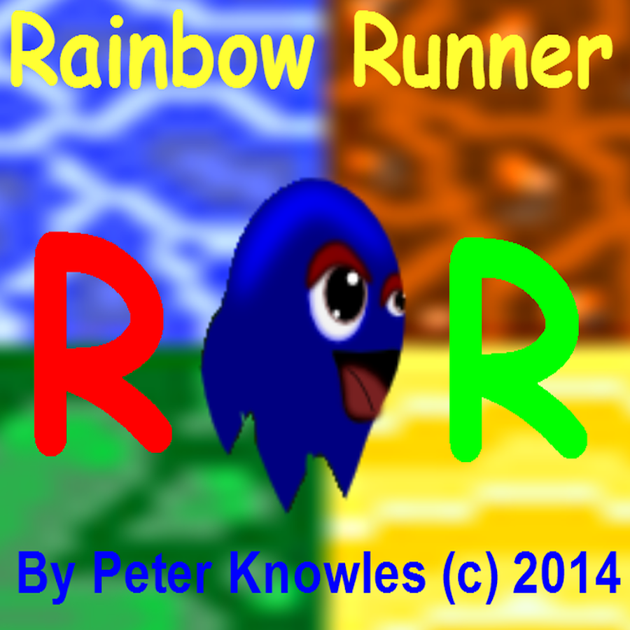 Rainbow Runner- screenshot