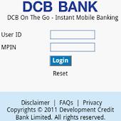 DCB Bank Mobile Banking App