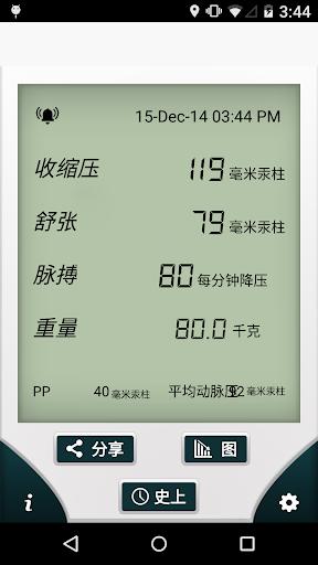 血压 - Smart 血压 SmartBP 血压 跟踪