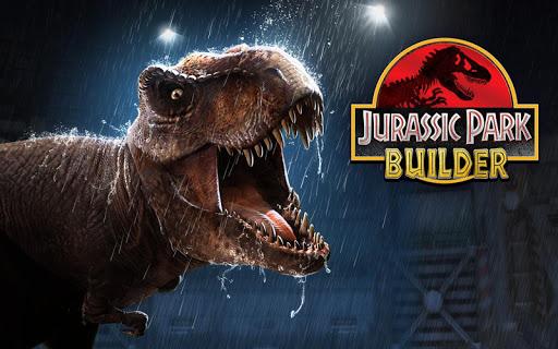 "Игра ""Jurassic Park™ Builder"" для планшетов на Android"
