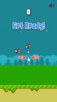 Fly Bird Ninja - screenshot
