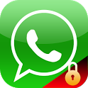Whatsapp Lock icon