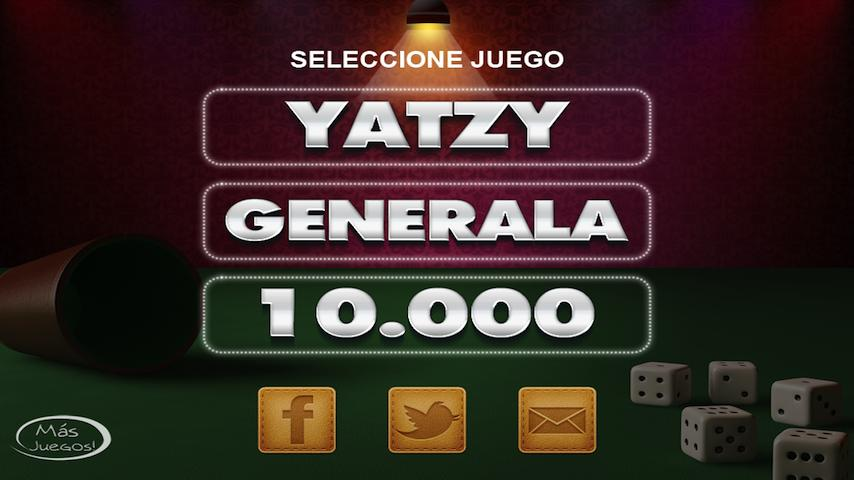 Yatzy +  Generala +10000 - screenshot