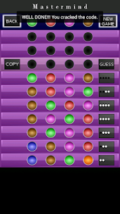 Mastermind-Code-Breaker 2