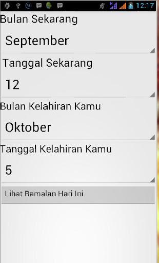 【免費娛樂App】Ramalan Hari Keberuntungan-APP點子