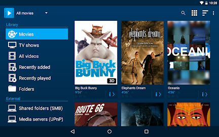 Archos Video Player Free Screenshot 10