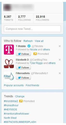 Easy Twitter Followers