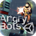 Angry Bots Free icon